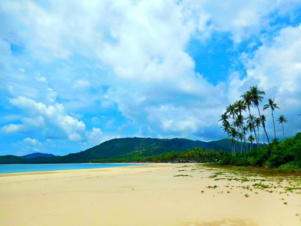 Nacpan beach - Ultimate guide to El Nido, Palawan (Philippines)