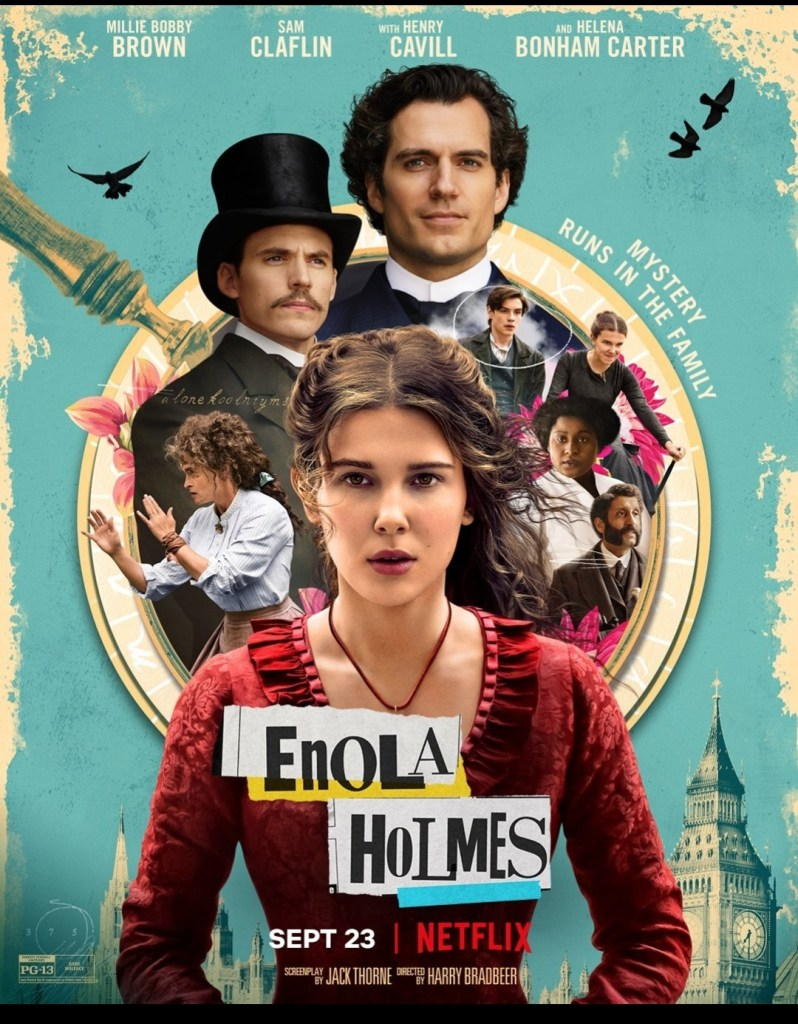Eola Holmes Movie Review