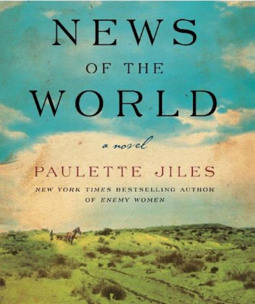 news of the world - book cover