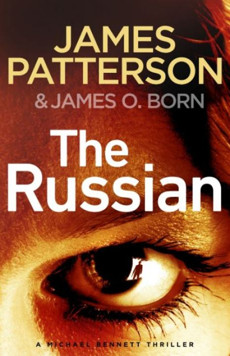The Russian - Alt Book Cover