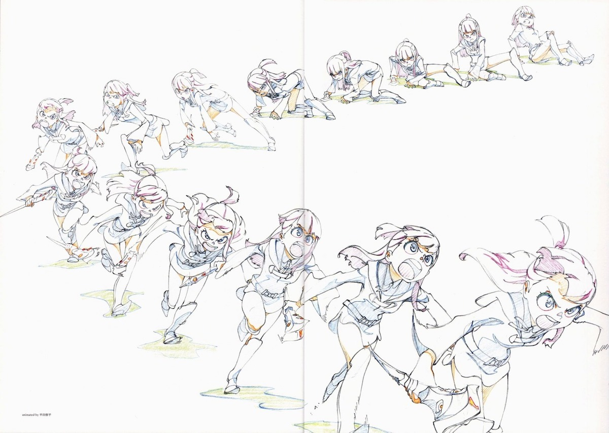 The 12 Principles Of Anime Disney S Famous Basic Principles Of Animation Are Indispensable