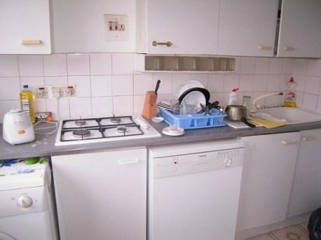 cocina piso london