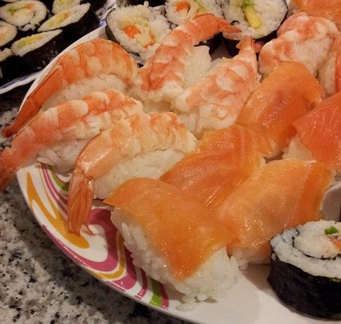Cómo hacer sushi en casa y quedar como un profesional
