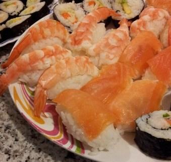 como hacer sushi en casa facil  ingredientes