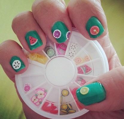 nail art fimo nail art uñas