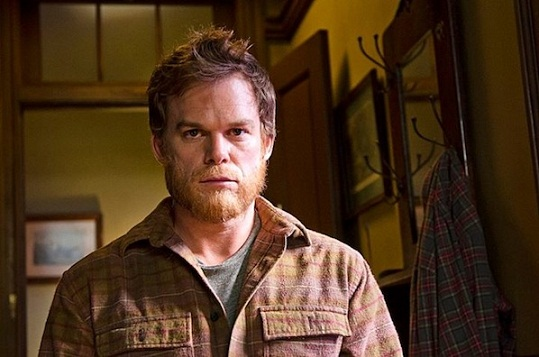 Dexter morgan escena final