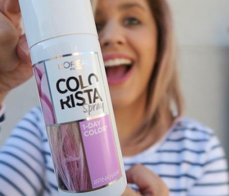 Colorista Spray de L'Oréal: Opinión y Experiencia