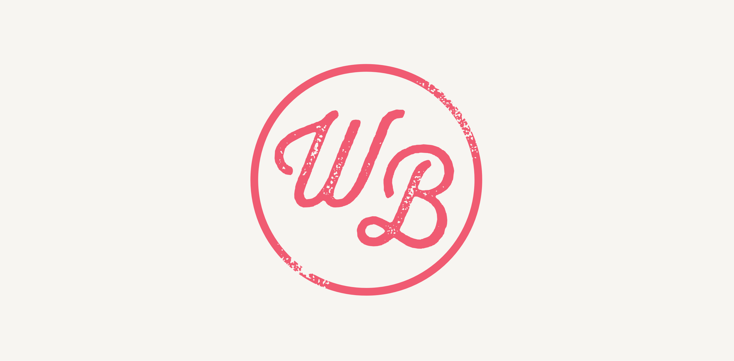 wedding belles logo mark
