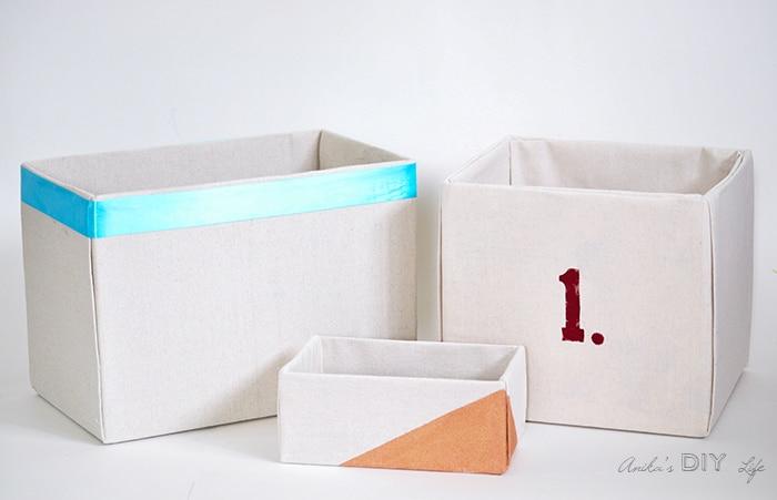 Herramientas para DIY de cajas tapizadas