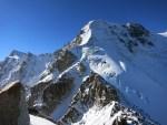 Peak Boks sırtından Teke-Tor (4441m) zirvesi
