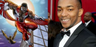 Anthony Mackie será Falcon en Captain America: Winter Soldier