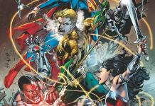 Justice League # 16 | Cover