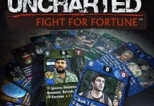 Uncharted: Fight for Fortune | Tráiler del nuevo Uncharted de cartitas