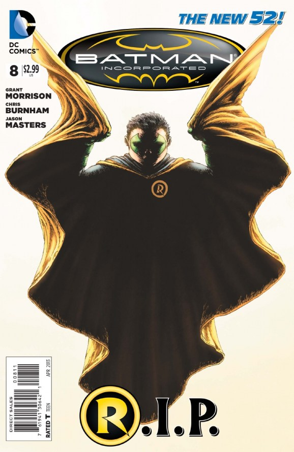 Batman Incoporated #8