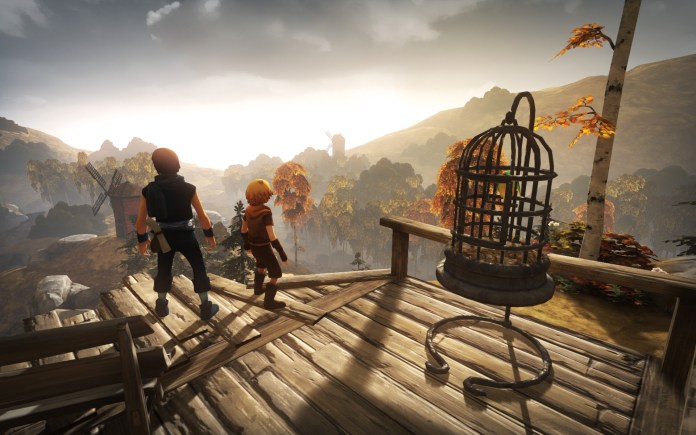 Brothers: A Tale of two Sons | Video explicando el innovador gameplay