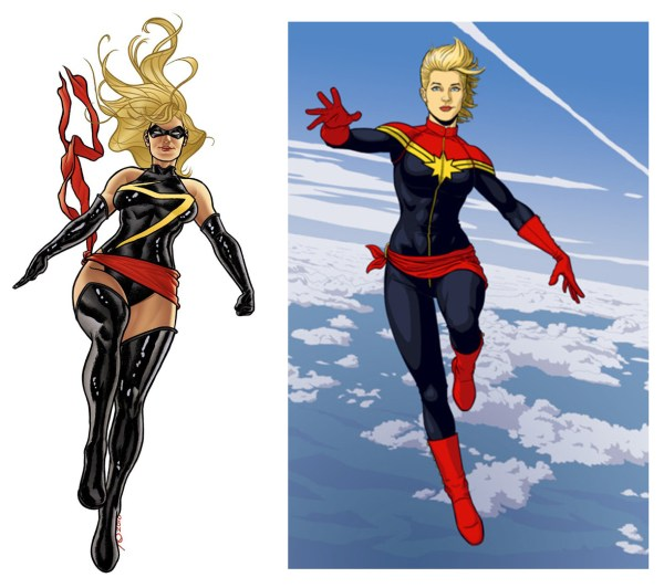 Ms. Marvel (Jamie McKelvie)