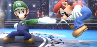 Super Smash Bros. | Luigi