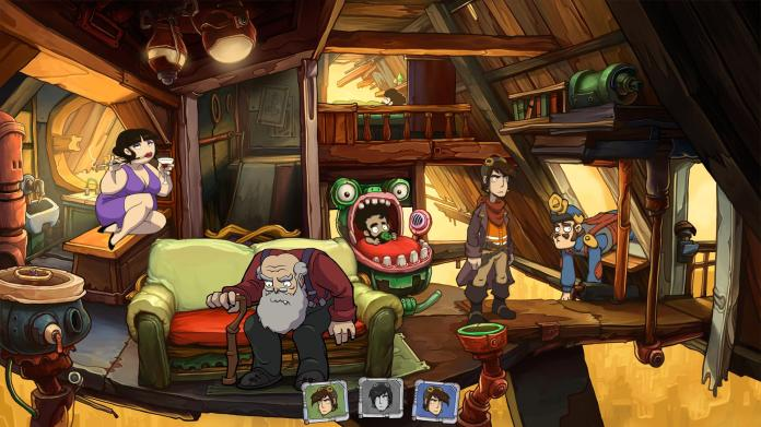 Goodbye Deponia | Reseña