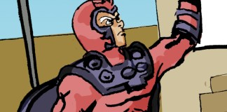 Magneto | Web cómic