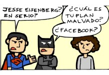 Lex Zuckerberg | Web cómic