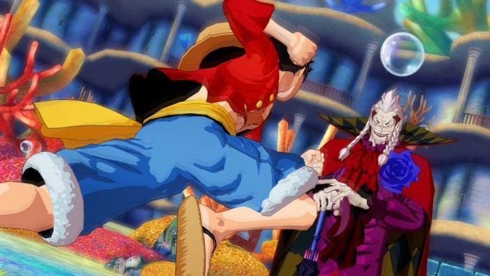 One Piece: Unlimited World Red   Video paseo por Trans Town