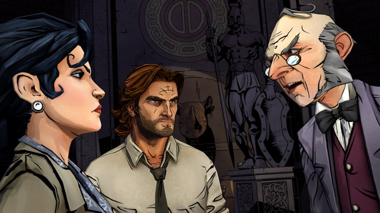 The Walking Dead y The Wolf Among Us, a Xbox One y PS4