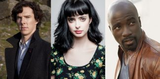 Doctor Strange, Jessica Jones y Luke Cage