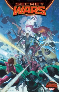 Secret Wars #1 de 8 variante