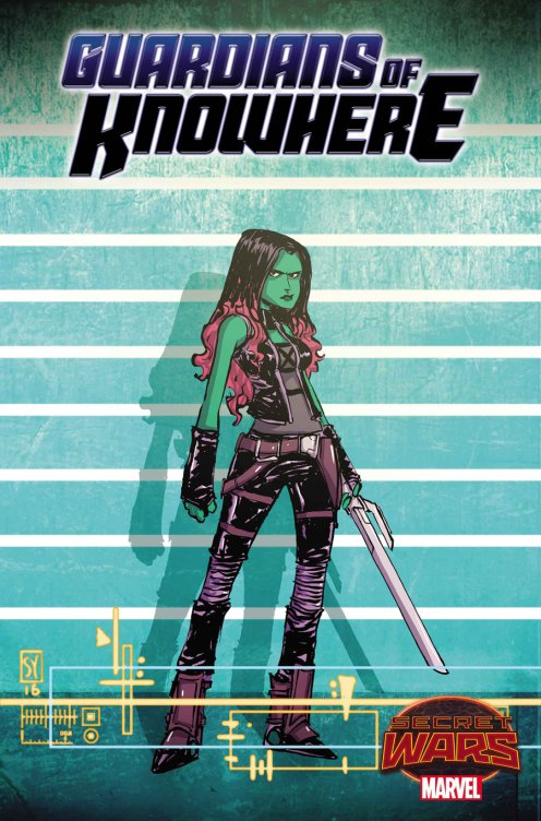 Guardians of Knowhere #1 variante 1