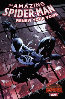 AMAZING SPIDER-MAN - RENEW YOUR VOWS #3 VARIANTE