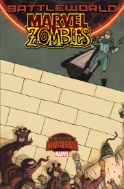 MARVEL ZOMBIES #2 VARIANTE