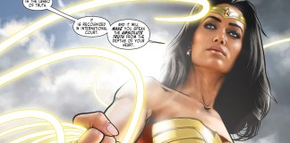 Sensation Comics Featuring Wonder Woman #4