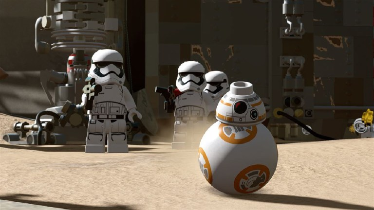 Anuncian con video teaser Lego Star Wars: The Force Awakens