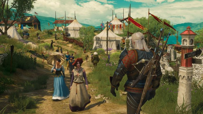 Tráiler de The Witcher 3: Blood and Wine muestra Toussaint