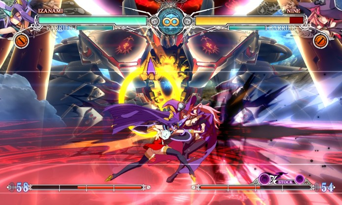 Segundo tráiler japonés de BlazBlue: Central Fiction para consolas