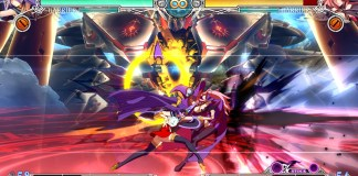 Segundo tráiler japonés de BlazBlue: Central Fiction.