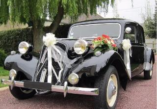 Citroën Traction noire