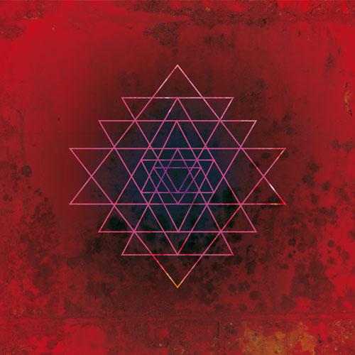 wandbild-yantra-passion, yantra, wandbilder, rot, wandbild rot, wandbilder