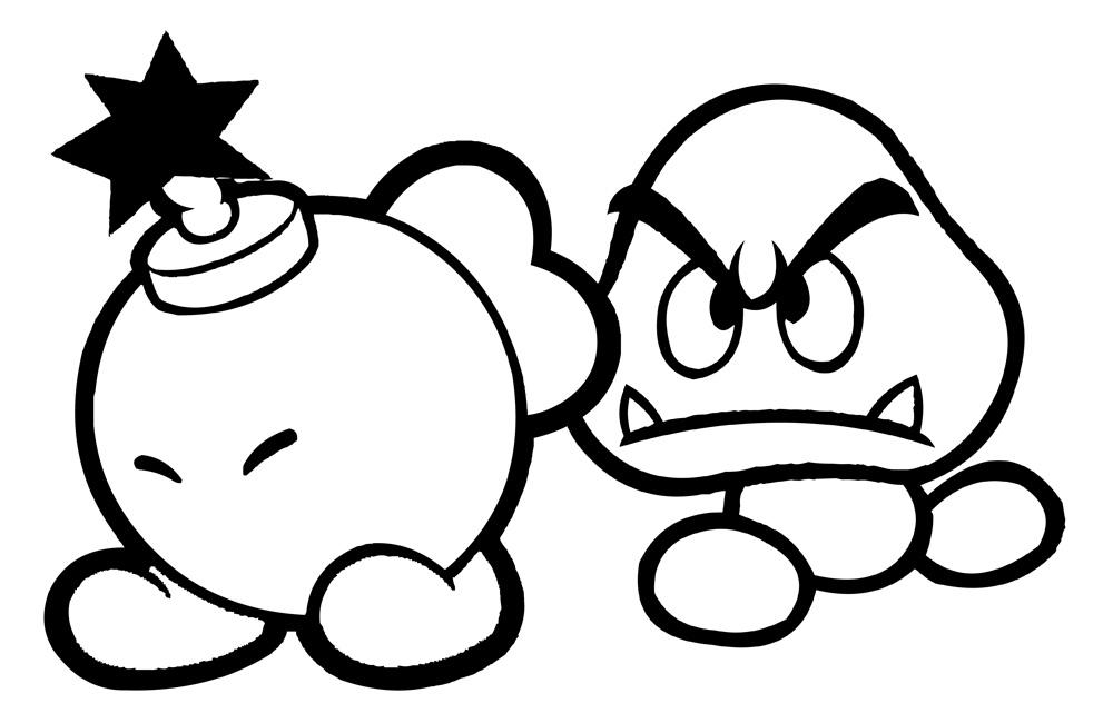 Kleurplaten Baby Yoshi.Mario Baby Yoshi Coloring Pages