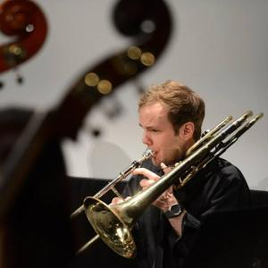 Jeff Smith, bass trombone