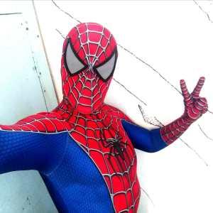 Animaciones con Spiderman
