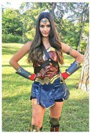 Animaciones infantiles con Wonder Woman