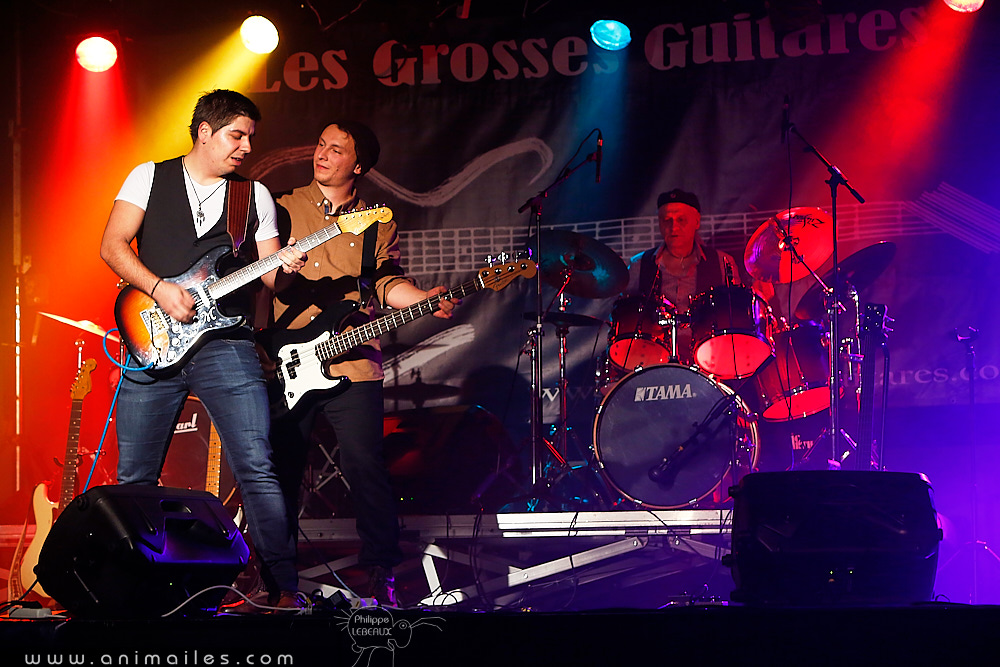 The 3B Grosse Guitares 2018