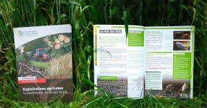 Guide technique CEN Rhône-Alpes Exploitations agricoles, la biodiversité, un terrain fertile