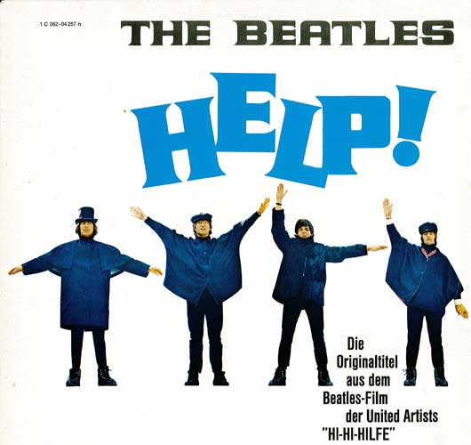 "The Beatles ""Help!"" album"