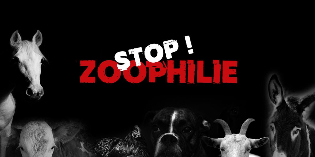 Stop zoophilie : lancez l'alerte !