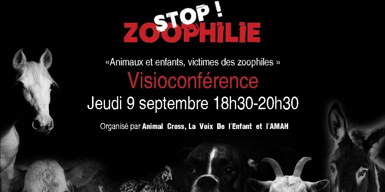 Animaux et enfants, victimes des zoophiles