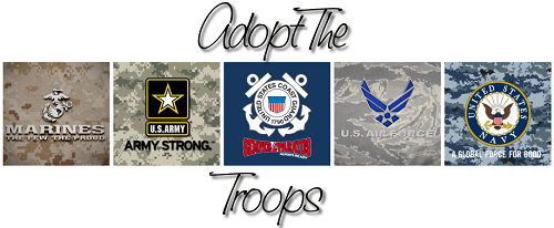 Adopt the Troops