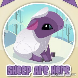 Animal Jam Sheep Codes  Pictures   Video   Animal Jam World Like all new animals  sheep are only available for members and cost 10  diamonds to buy  AJHQ does this to encourage players to buy a membership to  get the