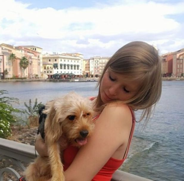 Σκύλος σκύλοι Αυτή η αδέσποτη σκυλίτσα κατέληξε να γυρίσει όλο τον κόσμο με την νέα της μαμά αδέσποτο αδέσποτη σκυλίτσα αδέσποτη Αδέσποτα